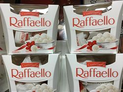 Raffaello, цукерки Рафаелло 150г.