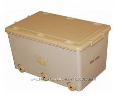 Ящик для игрушек Tega ms-007 Miss Польша капучино 20317204