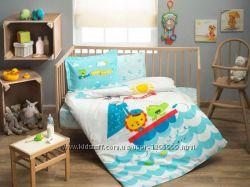 Детское постельное белье в кроватку ТАС
