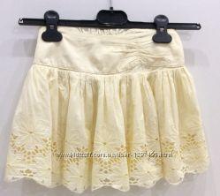 Летняя батистовая юбка для девочки фирмы Y. D.