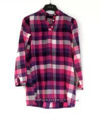 Рубашка-платье для девочки TCM