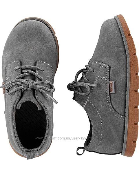 OshKosh Классические туфли для мальчика р-р 27