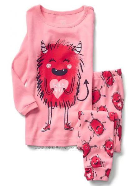 Gap Пижама хб для девочки 3Т