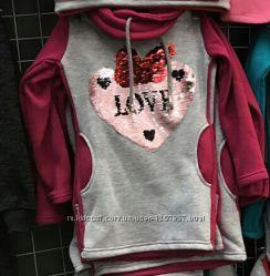 Туники и платья для девочек