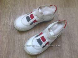 Новые кожаные туфли ботинки кроссовки мокасины andre 28 р. 18 см