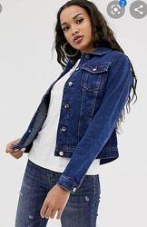 Стильная джинсовая куртка пиджак жакет стрейч miss sixty италия