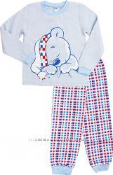 Пижама для мальчика р. 98, 104, 110, 116 ТМ ValeriTex