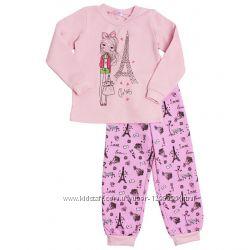 Пижама для девочек р. 110 ТМ ValeriTex