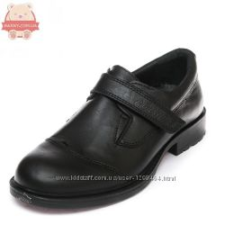 Кожаные туфли для мальчика Турция 107216-65