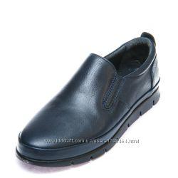 Кожаные туфли без застежек Dalton Турция 107521-02