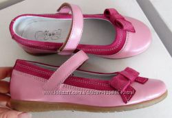 Кожаные розовые туфли Мальвы 109Ш-249 Акция