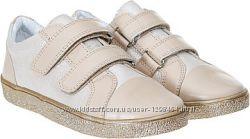 Кроссовки с блеском Мальвы натуральная кожа 109Ш-437A