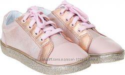 Кожаные кроссовки Shine Мальвы 109Ш-437В