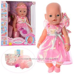 Кукла пупс Фея аналог  Baby Born 8020-460
