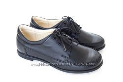 Шкіряні шкільні туфлі Мальви 109Ш-376