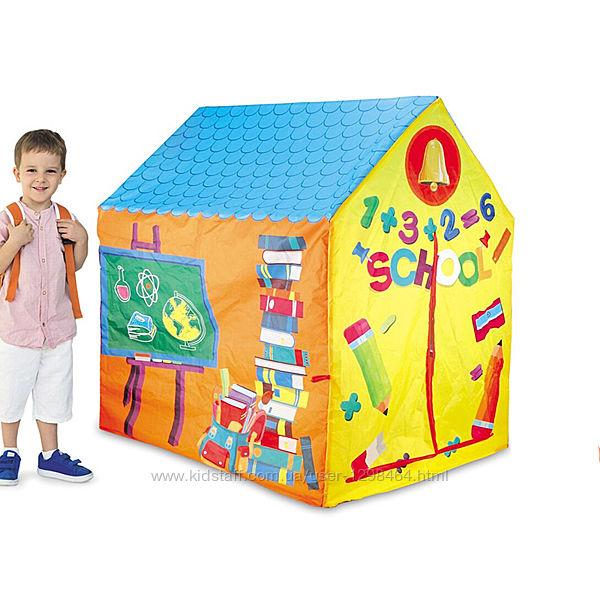 Яркая палатка School Школа