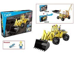 Конструктор Трактор Строительная техника C52014W