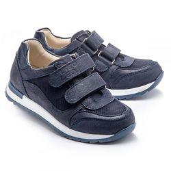 Кожаные модные кроссовки Leo 1081086