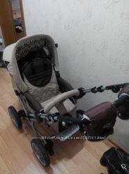 Продам универсальную коляску 2 в 1 Pramy Luxe
