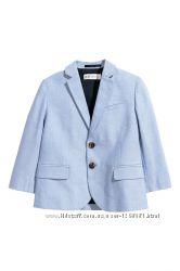Нарядный пиджак р. 134
