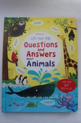Lift-the-flap  Question and Answer about Animals