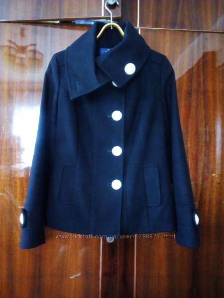 Пальто весна-осень черное