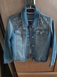 Куртка джинсовая  George