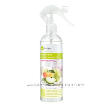 Водный спрей-освежитель воздуха от Faberlic