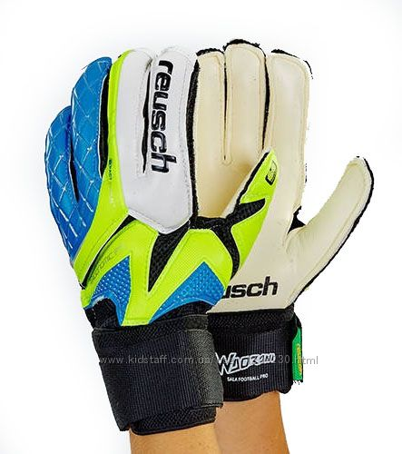 Вратарские перчатки Reusch b 5-ка, 6-ка, 7-ка