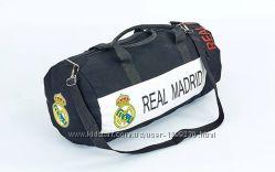 Спортивная сумка бочонок Real Madrid