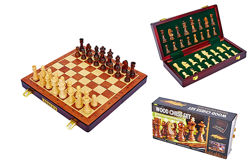 Шахматы подарочные деревянные zoocen 35 см