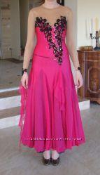 Красивое платье для стандарта бальные танцы