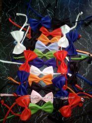 Бабочки -галстуки.