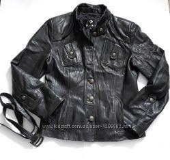 кожаная куртка р. S-M Fani