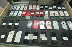 Apple iPhone  большой выбор телефонов новых и б. у. , аксессуары