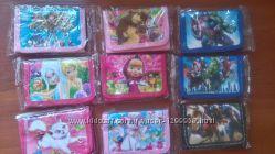 Детские кошельки для мальчиков и девочек