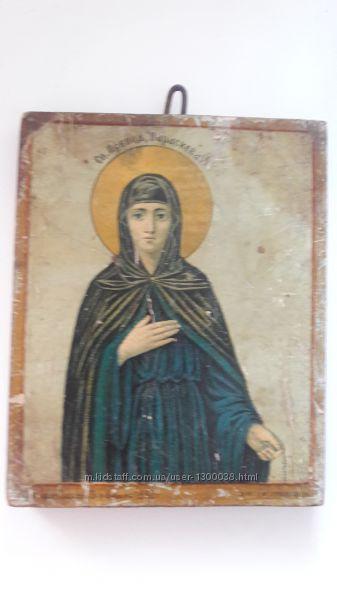 Икона 1890 г.