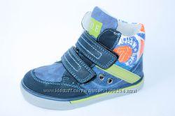 Демисезонные ботинки для мальчика тм Солнце, р. 27, 28, 29, 30, 31, 32