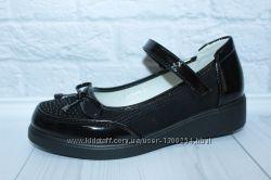 Подростковые туфли на девочку тм Том. м, р. 33, 34, 35, 36, 37, 38