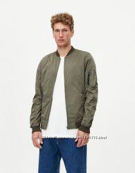 Куртки бомберы мужские Pull&Bear Испания разные модели