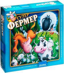 Настольная игра Granna Суперфермер укр. 80865