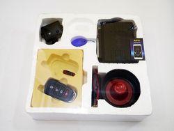 Автосигнализация Car Alarm KD 3000 управление с приложения