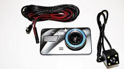 DVR A10 4 Full HD с выносной камерой заднего вида