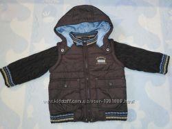 курточка NEXT демисезонная 9-12 месяцев