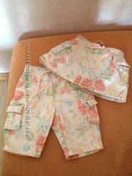 Отличный набор штанишки и юбка от фирмы OshKosh