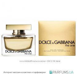 D&G The One парфюмированная вода 30 мл