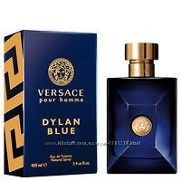 Versace Pour Homme Dylan Blue туалетная вода 50 мл
