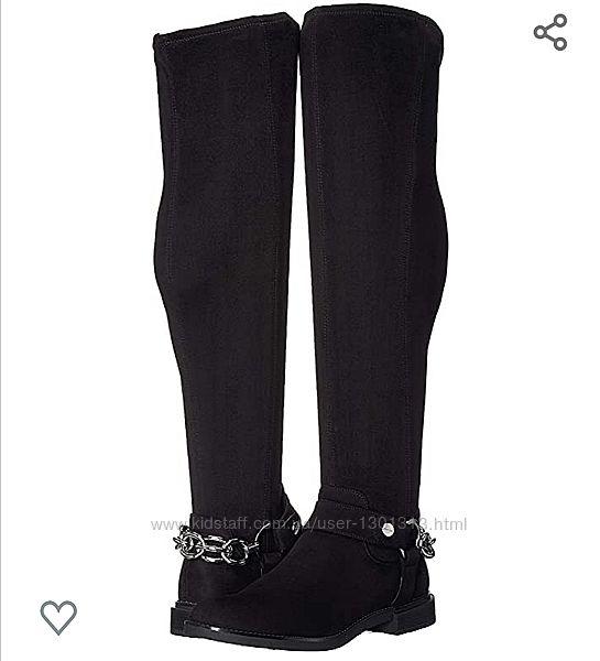 Демисезонные сапоги ботфорты Calvin Klein Размер 38.5 Оригинал Кляйн