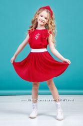 Плаття Платье Сукня Комплект спідниця блузка ТМ Zironka
