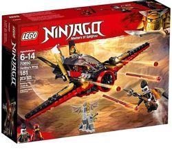 Конструктор LEGO NINJAGO Крыло судьбы 181 деталей